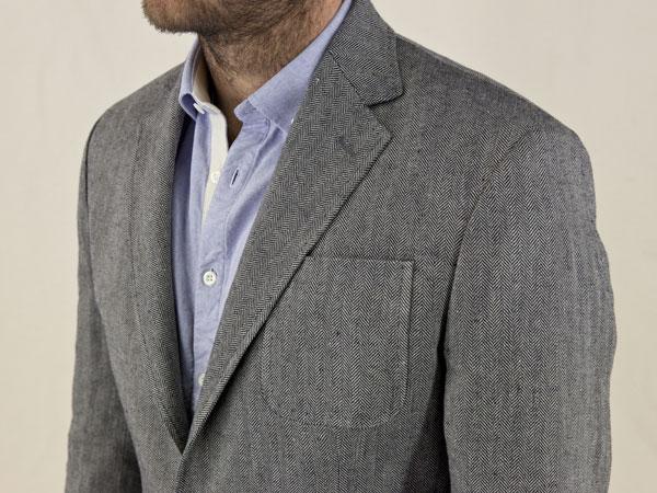 Spring Needs: Linen Sport Coat «