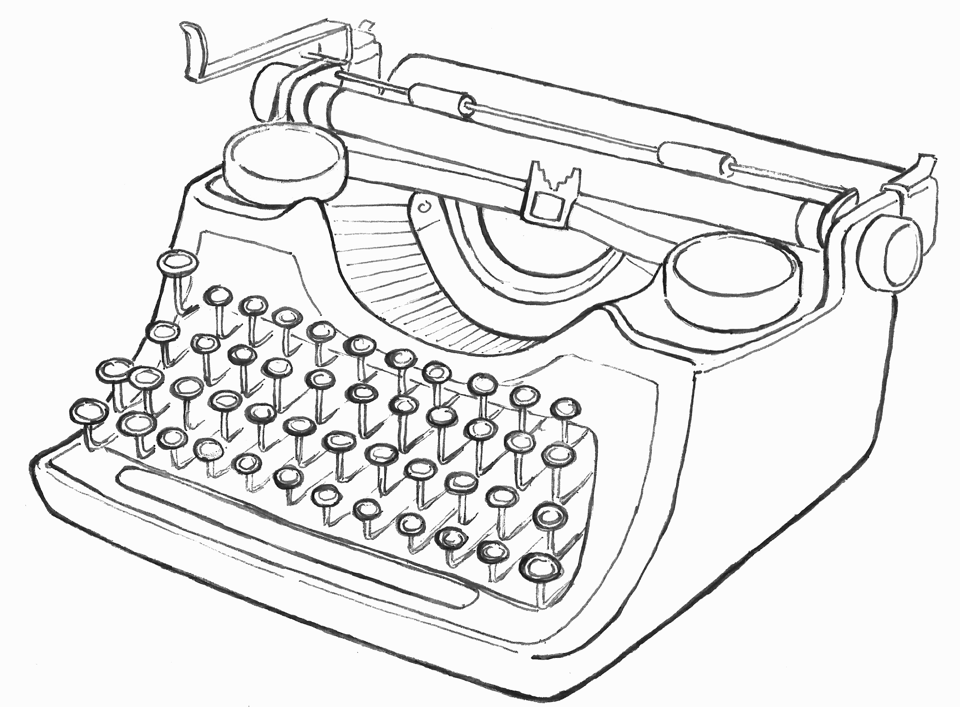 Ideas, Logos and Typewriters on Pinterest